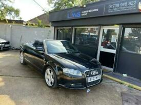 image for 2007 Audi A4 2.0T FSI S Line 2dr CONVERTIBLE Petrol Manual