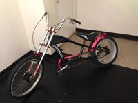 Prowler bike for swap