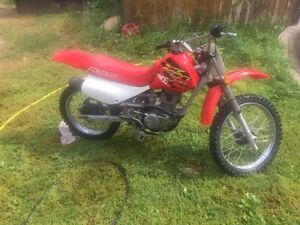 Honda 100 with big bore kit in