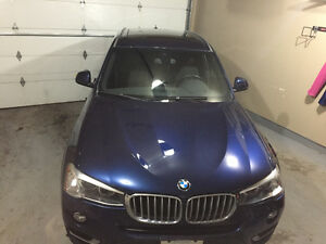 2016 BMW X3 xDrive35i Lease Transfer - $745 - 16000 free kms
