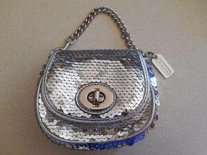 Coach purse wristlet Poppy
