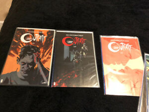Outcast Issues 1 to 33 - Perfect Condition, Never Read!!!