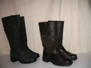 "mouton "" PAJAR "" La Canadienne "" bottes --- size 8 ou 9 US"