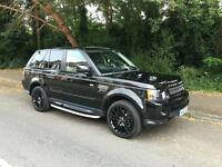 2012 Land Rover Range Rover Sport HSE 3.0 SD V6 4X4 ( 255bhp ) ( Luxury Pack )