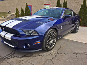 2012 Shelby GT500! Rare, Navigation, Fully Loaded
