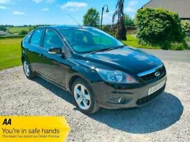 image for Ford Focus Zetec-1.6L Diesel-Low 69K Miles-£30 Tax-8 Months Advisory Free MOT