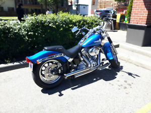 Harley softtail 2004