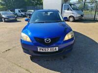 2007 Mazda 3 1.6d TS2 5dr MOT 27/03/2022 LOW MILES HATCHBACK Diesel Manual