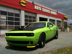 2015 Dodge Challenger hellcat Coupe (2 door)