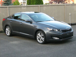 SANS TAXE KIA OPTIMA 2013 EX GTI TURBO  d