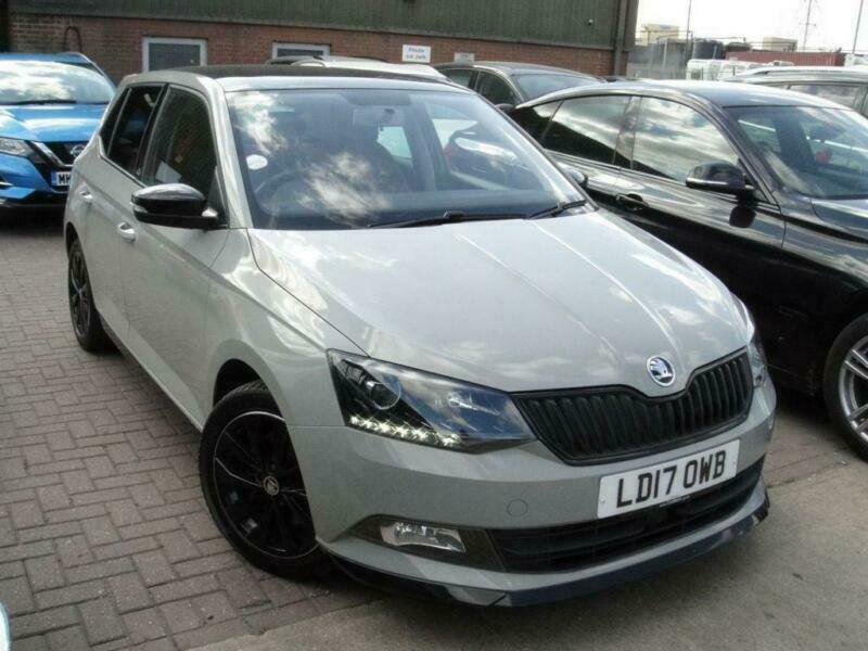 110bhp Skoda Octavia  1.2 TSI S 5d 2016 LEATHER SEAT COVERS FRONT BLACK