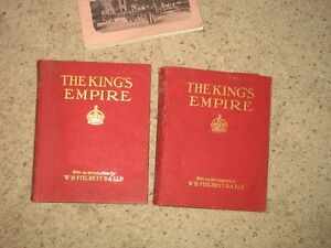 The King's Empire - Volumes I and II - Hardcover Regina Regina Area image 1