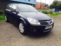 VAUXHALL ASTRA 1.8 DESIGN, AUTOMATIC, LEATHER (2008)