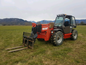Manitou 1740 Ultra Zoom Boom