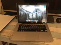Apple MacBook aluminium late 2008, 250GB, 2GB RAM