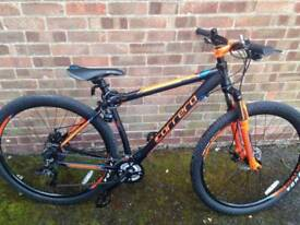 Carrera Sulcata Mountain Bike Excellent Condition
