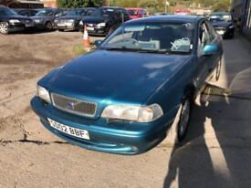 Volvo C70 2.0 2002 - 02 REG - 8 MONTHS MOT -