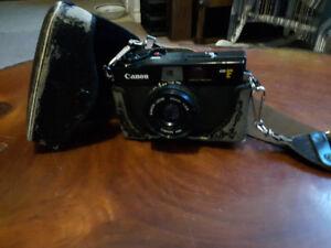 1976 Cannon Camera