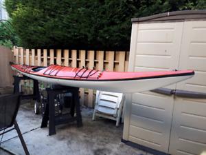Current Design Extreme Kevlar sea kayak