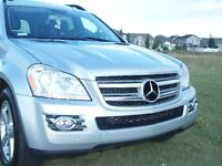 2009 Mercedes-Benz GL-Class GL450 SUV, Crossover