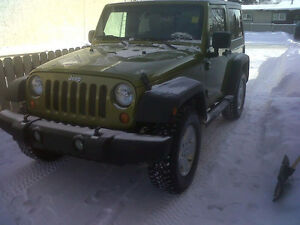 2007 Jeep Wrangler X SUV, Crossover