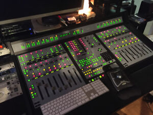 Digidesign Pro Control with matching Argosy