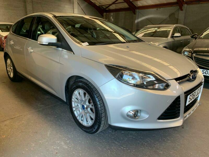 Ford Focus 1.6 TI-VCT 2011 Titanium SAT NAV TOP SPECS | in Newcastle, Tyne  and Wear | Gumtree