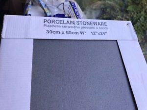 Whole new box of 90 tiles 30x60 cm