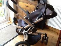 Quinny buzz stroller pushchair