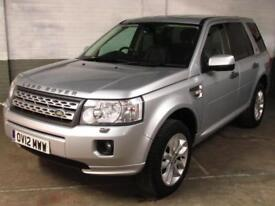 2012 LAND ROVER FREELANDER 2 2.2 SD4 AUTO 190 4X4 XS * SAT.NAV Htd.Elec.Leather