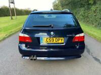 2009 BMW 5 Series 530D SE BUSINESS EDITION TOURING Auto Estate Diesel Automatic