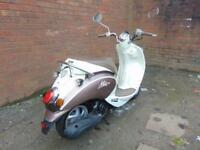 2016 (66) Sym Mio 50cc Scooter - SAVE OVER 500 ON MRRP