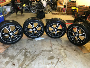 """2 Sets of 20"""" Rims! Set of """"FAST"""" & """"Ford Factory"""" Beauties!"""