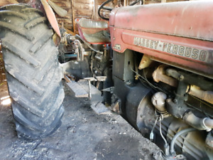Massey Ferguson MF85 Tractor - estate sale