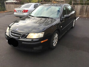 2004 Saab 9-3 Sedan in excellent shape!