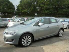image for 2013 Vauxhall Astra 1.6i 16V SE 5dr HATCHBACK Petrol Manual