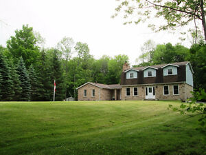 Private Home on 1.72 Acres, Close to Town