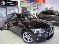 2015 BMW 1 SERIES 118i [1.5] M Sport 5dr SAT NAV iDrive