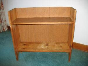 Rugged bookcase or shelving