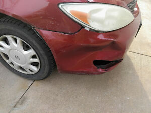 Toyota Front Bumper