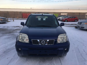 2005 Nissan Xtrail. CERTIFIED, E TESTED, WARRANTY, NO ACCIDENT