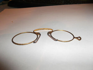 "1-Antique-Vintage eye glasses ""Pince Nez"" Belleville Belleville Area image 5"