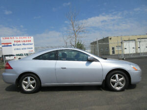 SOLD____2005 Honda Accord EX Coupe (2 door)LEATHER-SUNROOF