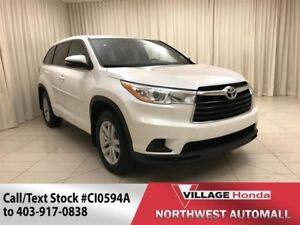 2015 Toyota Highlander LE AWD | Bluetooth | USB |