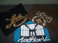 MINT / LOT 3 / SIZE L ZOO YORK LRG TSHIRT LIFTED RESEARCH GROUP City of Montréal Greater Montréal Preview