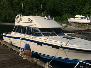 Bayliner contessa 27' yacht