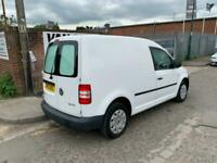 2013 63 VOLKSWAGEN CADDY 1.6 C20 TDI STARTLINE 74 BHP**FINANCE AVAILABLE** DIESE