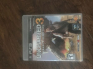 Uncharted 3(ps3)