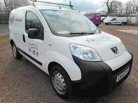 2015 '65 Peugeot Bipper Hdi S, owned by us from new, super clean & low mileage