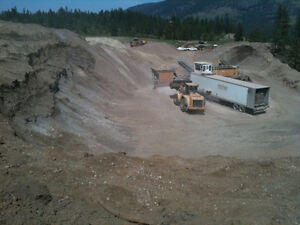 North Okanagan Sand and Gravel pit property